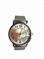 Часы женские Geneva F-4283 Серебристые