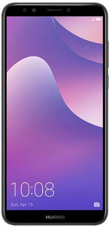 Смартфон HUAWEI Y7 2018 Prime Dual Sim (чорний), фото 2