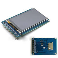 TFT LCD 3.2 + Touch panel + SD Card