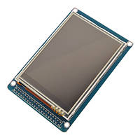 TFT LCD 3.2 SSD1289 + Touch panel + SD Card, фото 1