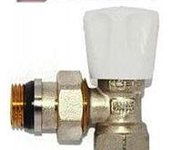 Кран регулирующий для радиатора верхний, угловой Koer KR.901-Gi