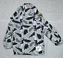 Куртка зимняя для девочки ТЕА серая (QuadriFoglio, Польша), фото 4