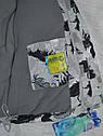 Куртка зимняя для девочки ТЕА серая (QuadriFoglio, Польша), фото 6
