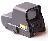 Прицел коллиматорный SHAN 22x33; 105mm; 215g. Red Dot (CX551)