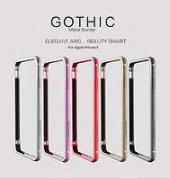 Бампер для iPhone 6 - Nillkin Gothic series