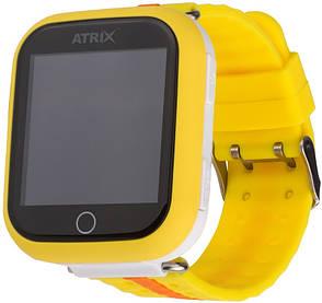 Смарт-часы ATRIX iQ100 Touch Orange, фото 2