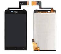 Дисплей для HTC One V (T320e) , в сборе с сенсорным стеклом