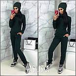 Женский стильный костюм из ангоры: свитер и штаны (8 цветов), фото 2