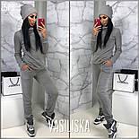 Женский стильный костюм из ангоры: свитер и штаны (8 цветов), фото 10