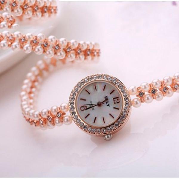 fe9b36093ae13 Женские часы CL 1356 White - купить по лучшей цене в Украине от ...