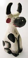 Фигурка деревянная Корова