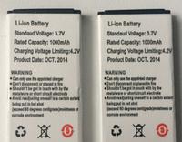 Аккумуляторная батарея оригинал Fly BL6412 E158/ iQ434 Era Nano 5 1000mAh