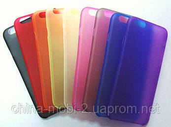Чехол iPhone 6 оранжевый new3, фото 2