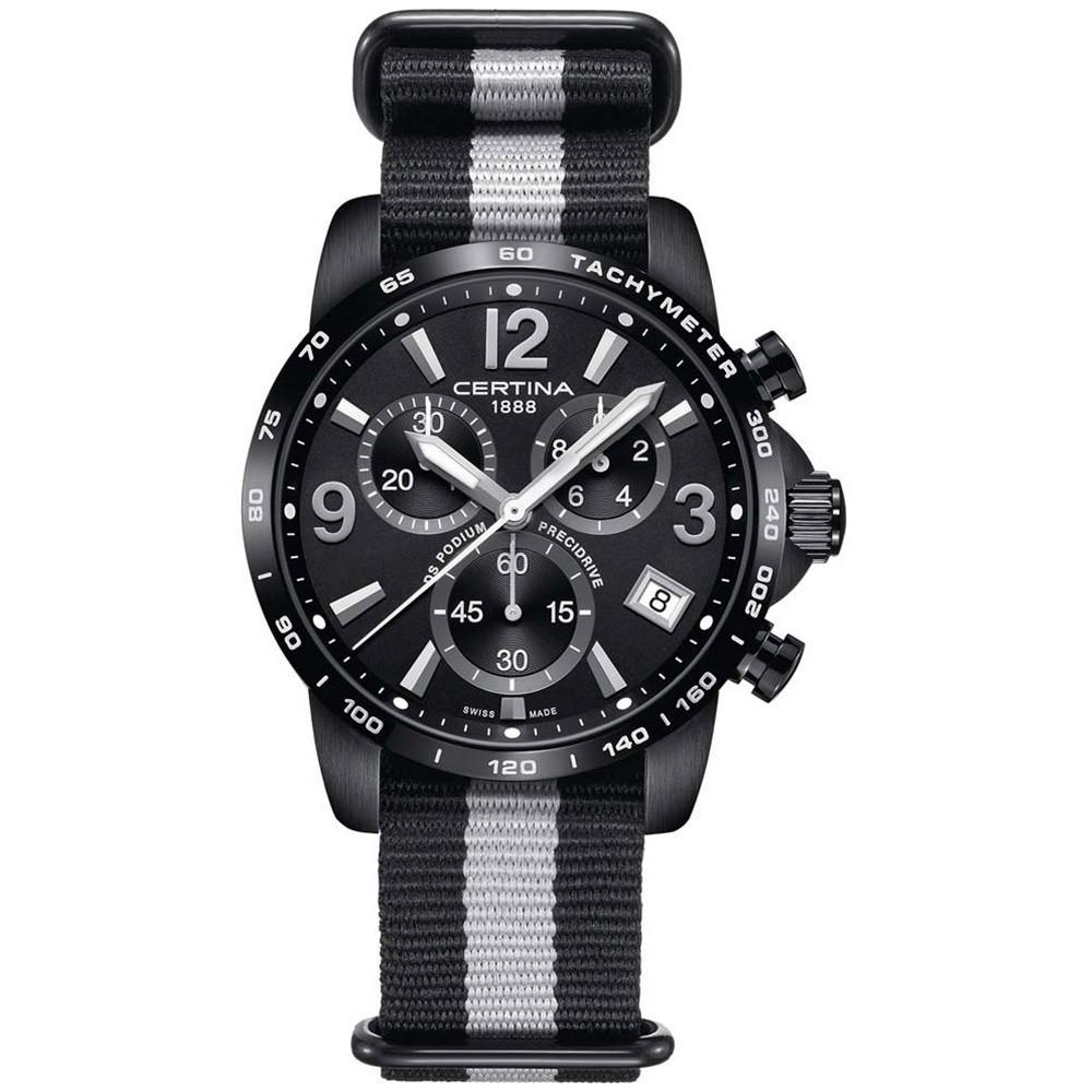 33961162 Мужские наручные часы CERTINA C034.417.38.057.00 Черный (nir-1142 ...