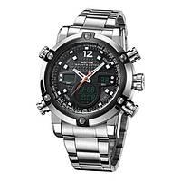 Спортивные мужские часы WEIDE STRONG 5205 Steel (10065), фото 1