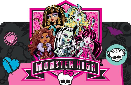 Monster high (монстер хай) Школа монстров