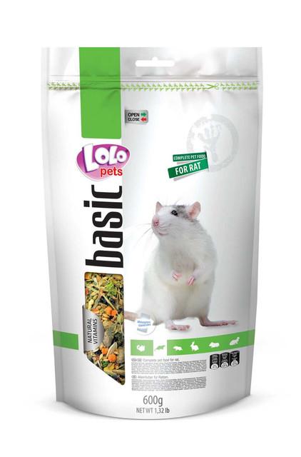 Корм для крыс и мышей