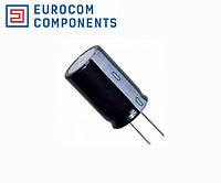 Конденсатор электролитический Capxon 100мкФ х 50В