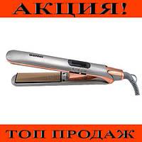 Плойка утюжок для выравнивания волос Gemei GM-407!Хит цена