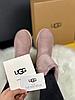 Женские угги UGG Bailey Bow II Metallic розовые с бантиком, фото 7