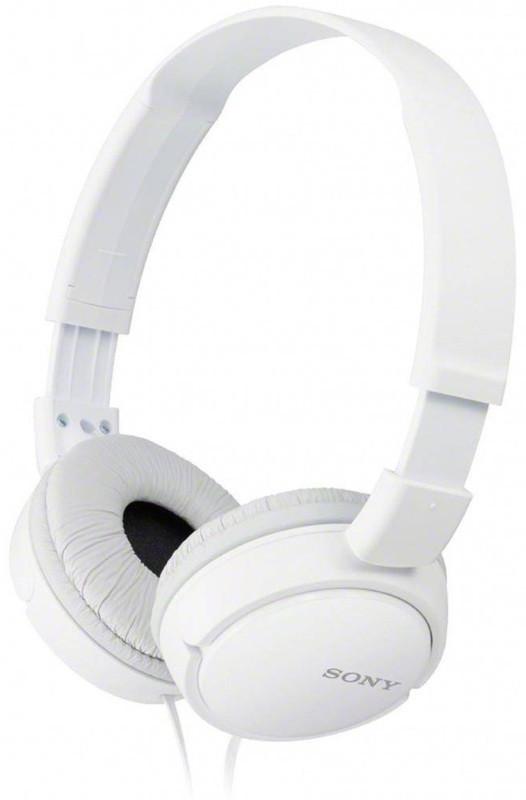 Наушники SONY MDR-ZX110APWC Белый