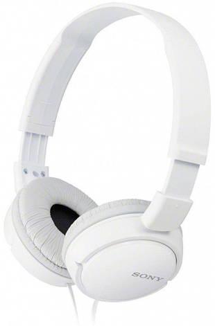 Наушники SONY MDR-ZX110APWC Белый, фото 2