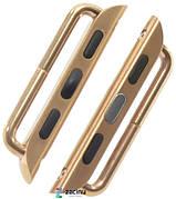 Кріплення-ремінця для Apple iWatch 38mm Рожеве золото