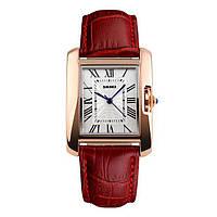 Классические женские часы SKMEI SPRING 1085 Gold (10103)