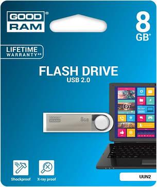 Флеш USB GOODRAM UUN2 8GB, фото 2