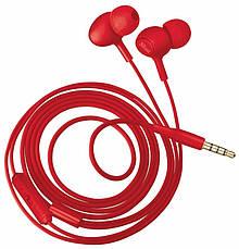 Наушники TRUST URBAN Ziva In-ear Red (219524), фото 3