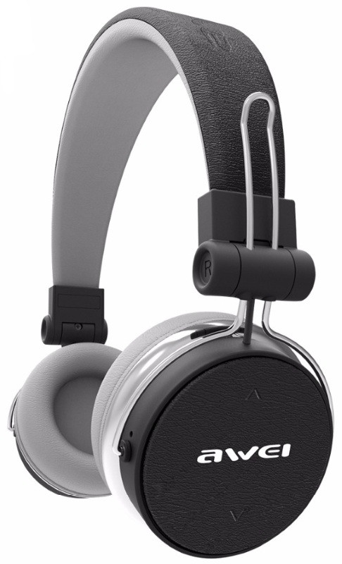Навушники Awei A700Bl Fashion   Sport Bluetooth + AUX Чорний Сірий ... 5fb4727021a35