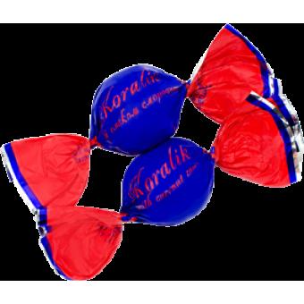 Коралик со вкусом смородины 1,5кг. ТМ Балу