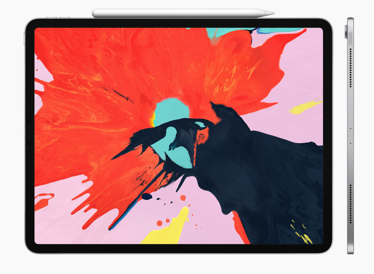 Новый iPad Pro представили официально