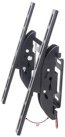 Кронштейн ART-310 LSD15-32 до 45 кг Черный, фото 2