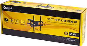 Кронштейн X-DIGITAL STEEL SA325 Black, фото 2