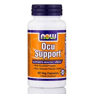 NOW Ocu Support 60 veg caps, НАУ Оку Суппорт 60 капсул