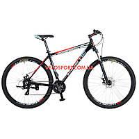 """Горный велосипед Kinetic Crystal 29 дюймов 22"""" черно-красный"""