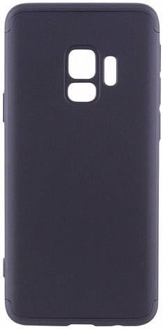 Чехол 360 ° LikGus для Samsung Galaxy S9 360 ° Черный, фото 2