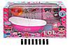 Ігровий набір лялька L. O. L у ванній