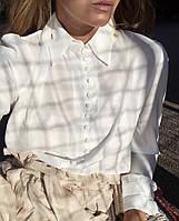 Женская шикарная классическая рубашка , фото 1