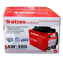 Сварочный инвертор ATLASwelding AW-300
