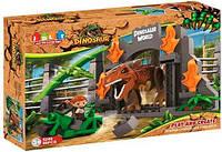Детская игрушка-конструктор June du long toys Динозавры (20181002V-699)