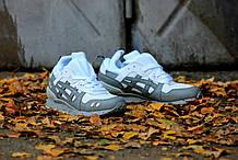 Мужские зимние кроссовки Asics Gel Lyte MT (White), кроссовки асикс с термопрокладкой, асиксы на зиму, асикс