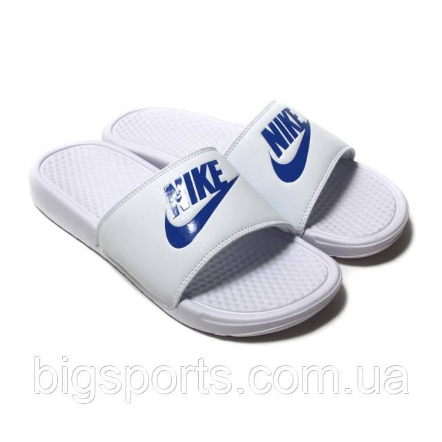 6ca7e8027 Тапки муж. Nike Benassi Jdi (арт. 343880-102): продажа, цена в ...