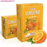 Набор для изготовления бомбочек (Апельсин)