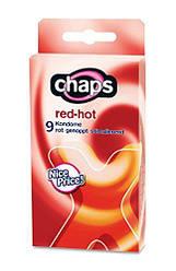 Презервативы Chaps red hot