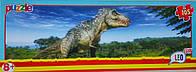 """Детскийе пазлы 105 эл. """"Динозавры"""" (в ассортименте) """"Leo Lux"""""""