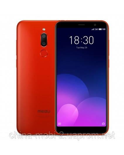 Смартфон MEIZU M6T 16GB Red EU