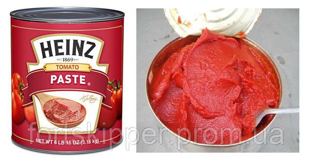 Стандарты качества томатной пасты, упакованной в жестяные банки
