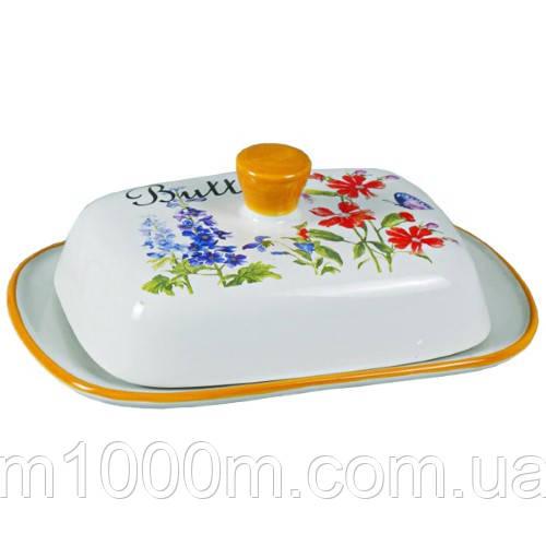 Масленка керамическая Flora Maestro MR 20008-45